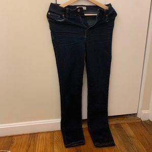 Madewell High-Rise Alley Straight! (Size 27)